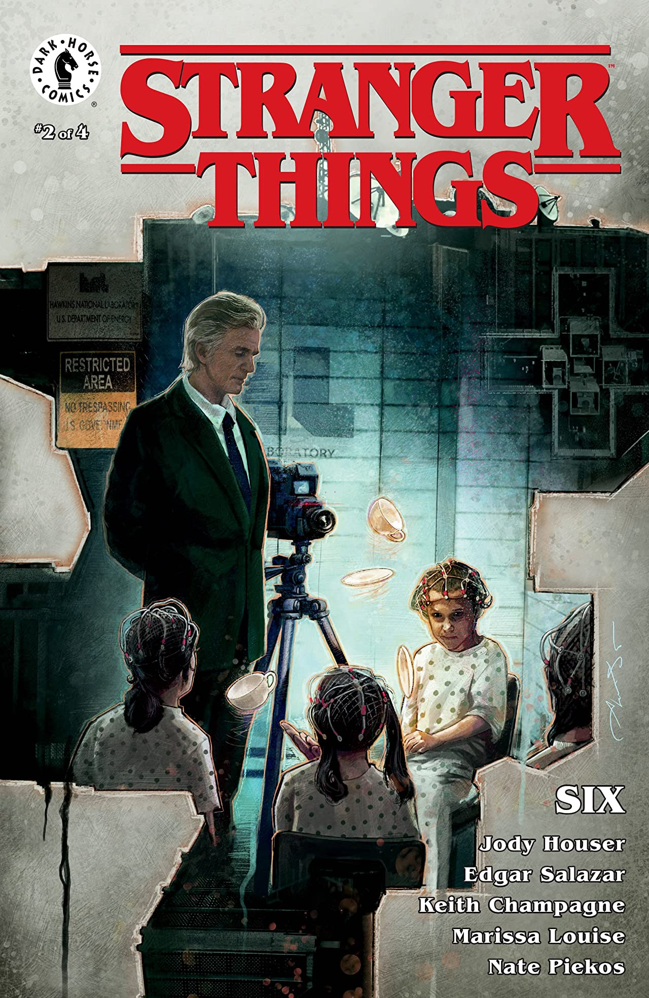 Stranger Things: SIX No.2