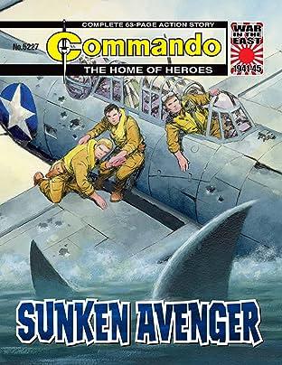 Commando No.5227: Sunken Avenger
