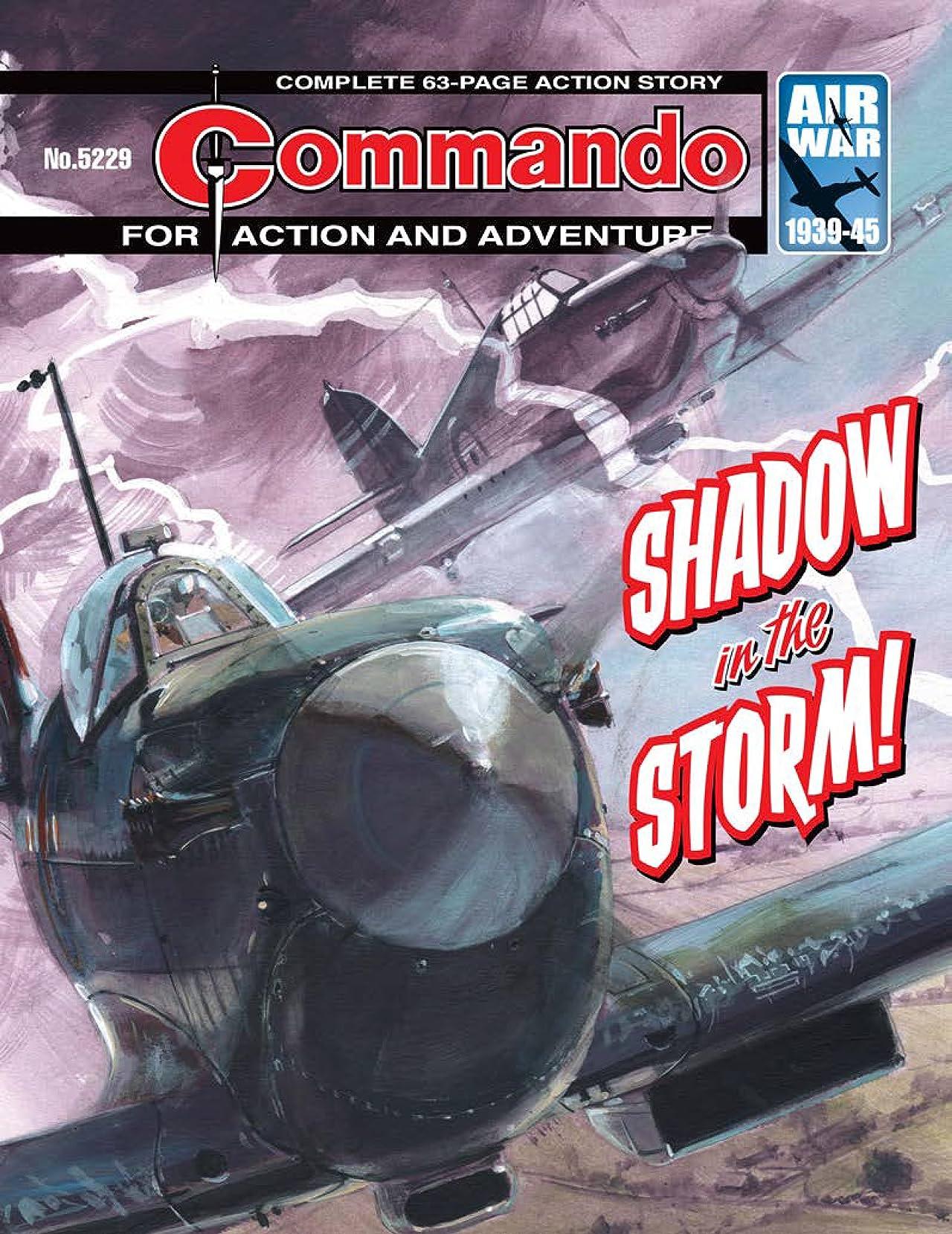 Commando #5229: Shadow In The Storm