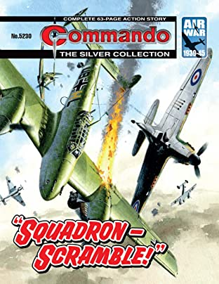 "Commando No.5230: ""Squadron - Scramble!"""