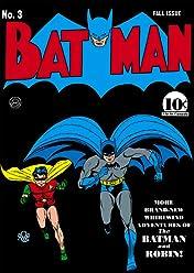 Batman (1940-2011) No.3