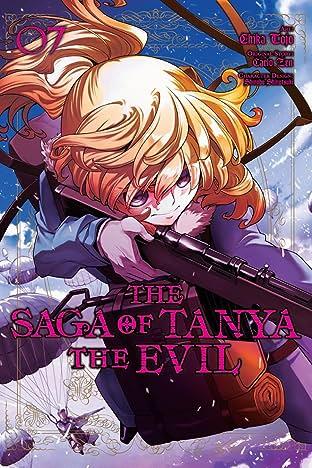 The Saga of Tanya the Evil Vol. 7