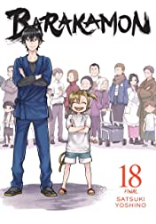 Barakamon Vol. 18