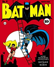 Batman (1940-2011) #4