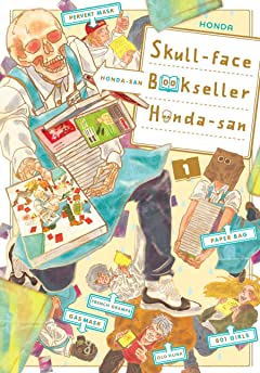 Skull-face Bookseller Honda-san Vol. 1