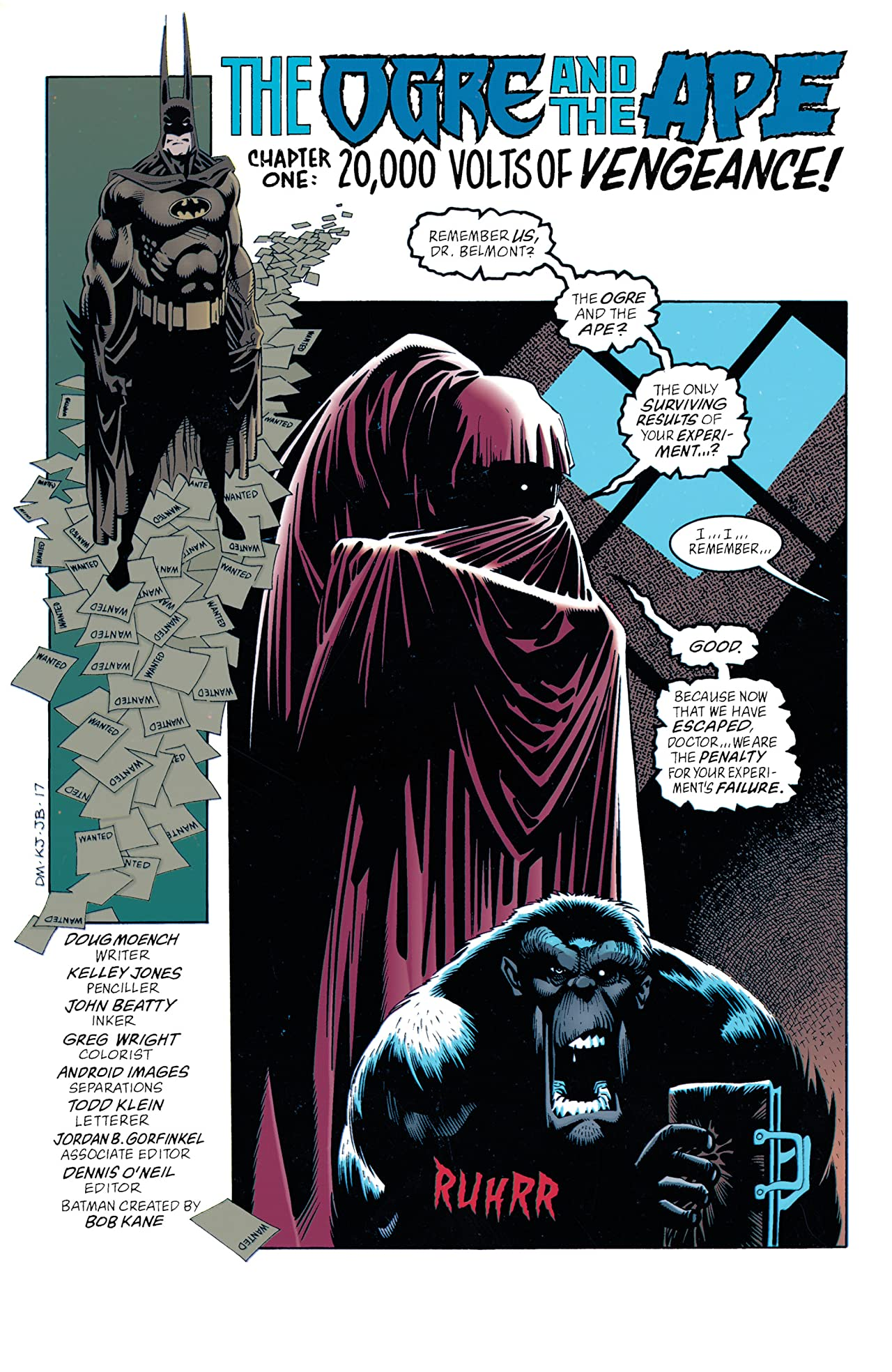 Batman (1940-2011) #535