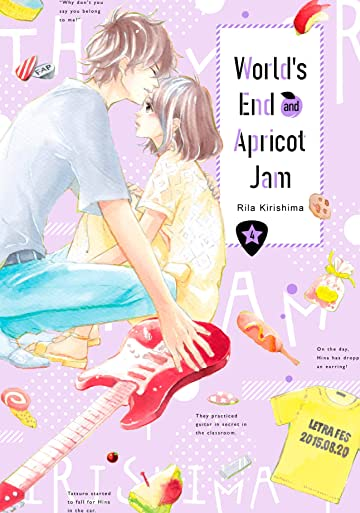 World's End and Apricot Jam Vol. 4