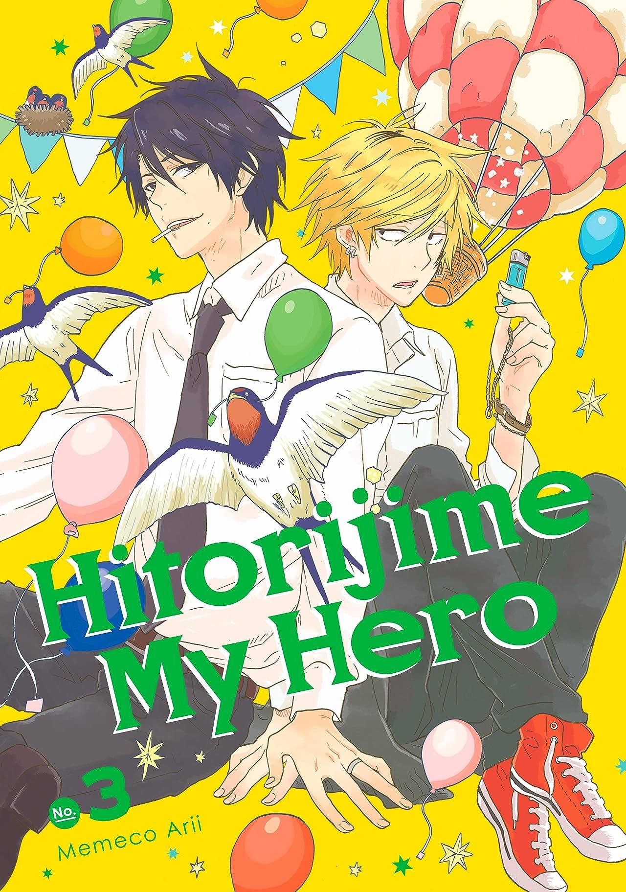 Hitorijime My Hero Vol. 3