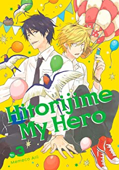 Hitorijime My Hero Vol. 3