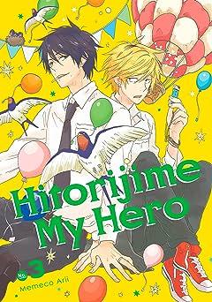 Hitorijime My Hero Tome 3