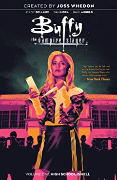 Buffy the Vampire Slayer Tome 1