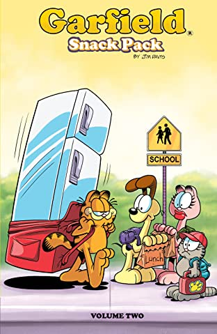 Garfield: Snack Pack Tome 2