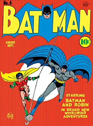 Batman (1940-2011) No.6