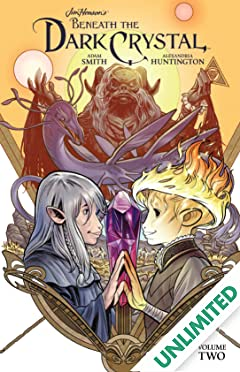 Jim Henson's Beneath the Dark Crystal Vol. 2