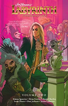 Jim Henson's Labyrinth: Coronation Tome 2