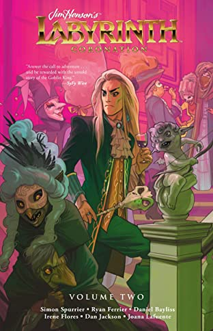 Jim Henson's Labyrinth: Coronation Tome 2