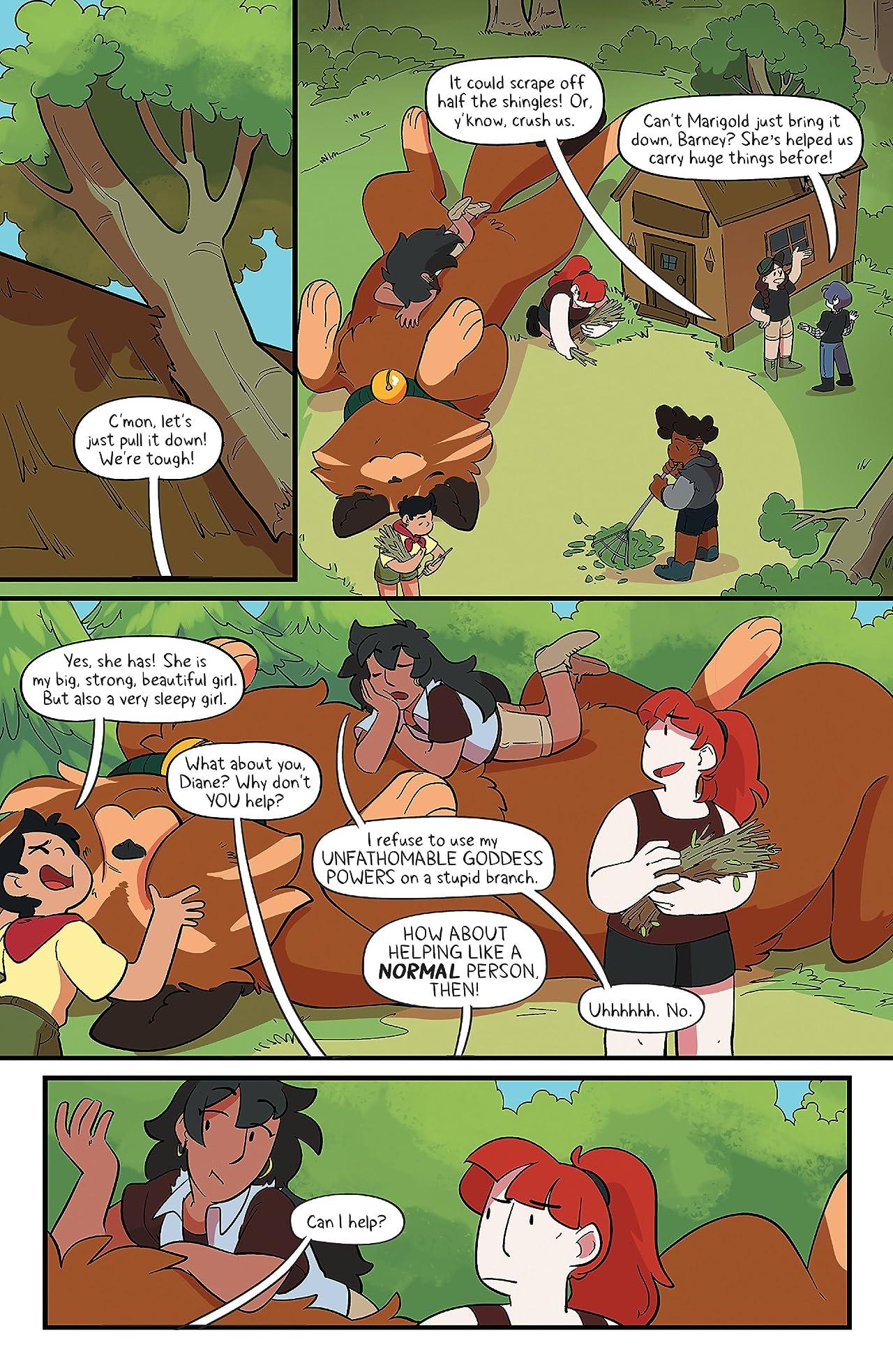 Lumberjanes Vol. 12