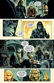 Planet of the Apes: Before the Fall Omnibus
