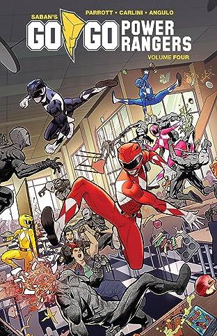 Saban's Go Go Power Rangers Vol. 4: 4