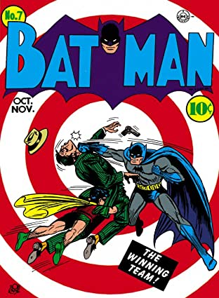 Batman (1940-2011) No.7