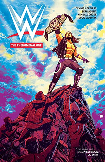 WWE Tome 6: The Phenomenal One