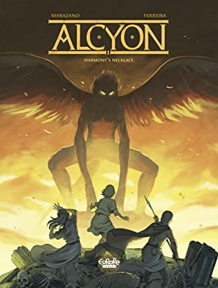 Alcyon Tome 1: Harmony's Necklace