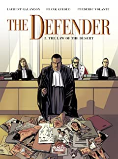 The Defender Vol. 3: The Law of the Desert