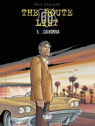 The Route 66 List Tome 5: ...California
