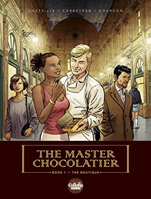 The Master Chocolatier Tome 1: The Boutique