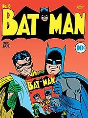 Batman (1940-2011) #8