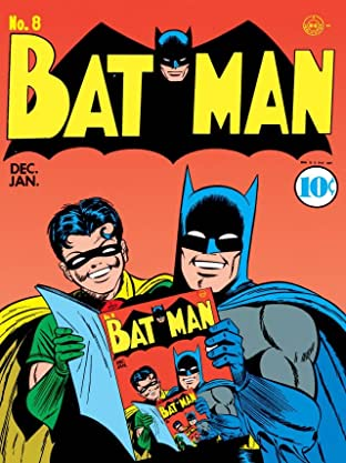 Batman (1940-2011) No.8