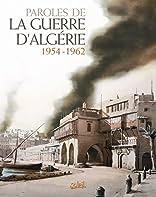 Paroles de la Guerre d'Algérie