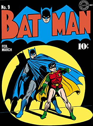 Batman (1940-2011) No.9
