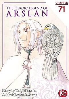 The Heroic Legend of Arslan No.71
