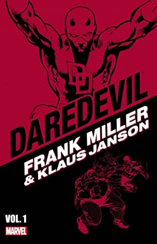 Daredevil by Frank Miller and Klaus Janson Tome 1