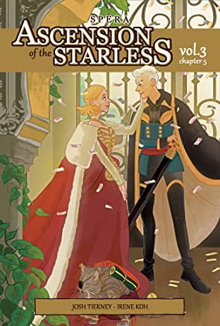 Spera: Ascension of the Starless Vol. 3 No.5