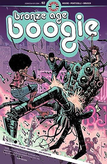 Bronze Age Boogie No.2