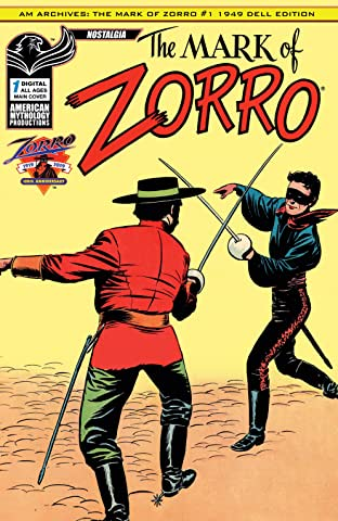 Zorro: The Mark of Zorro #1