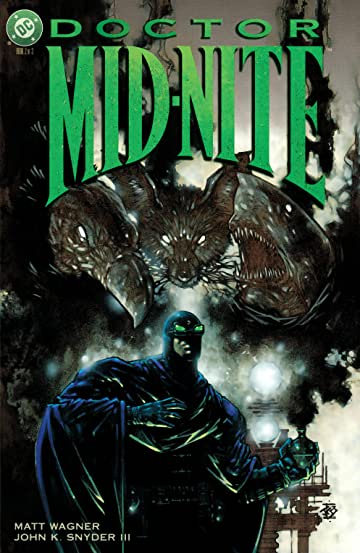 Doctor Mid-Nite (1999) No.2