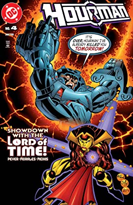 Hourman (1999-2001) #4