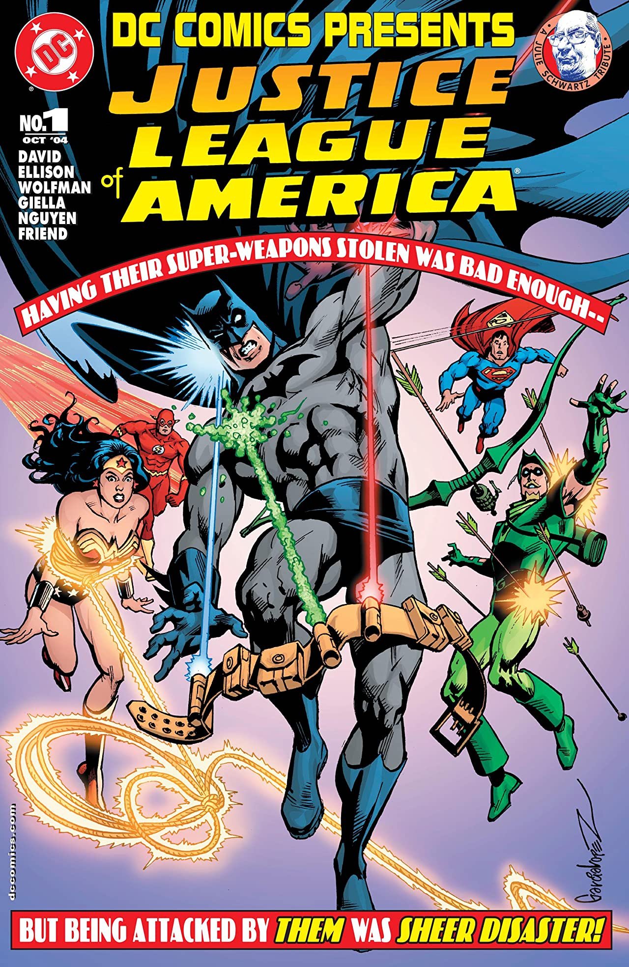 DC Comics Presents: Justice League of America (2004) No.1