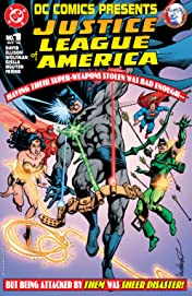 DC Comics Presents: Justice League of America (2004) #1