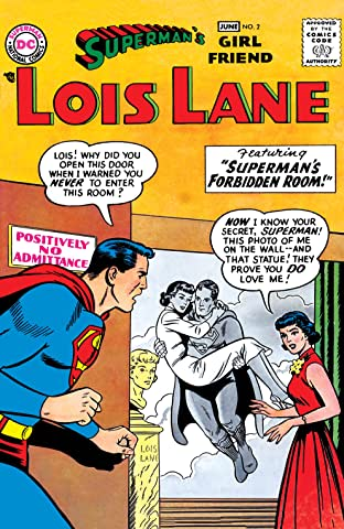 Superman's Girl Friend Lois Lane (1958-1974) No.2