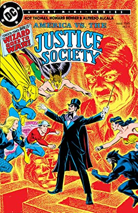 America Vs. The Justice Society (1985) #3