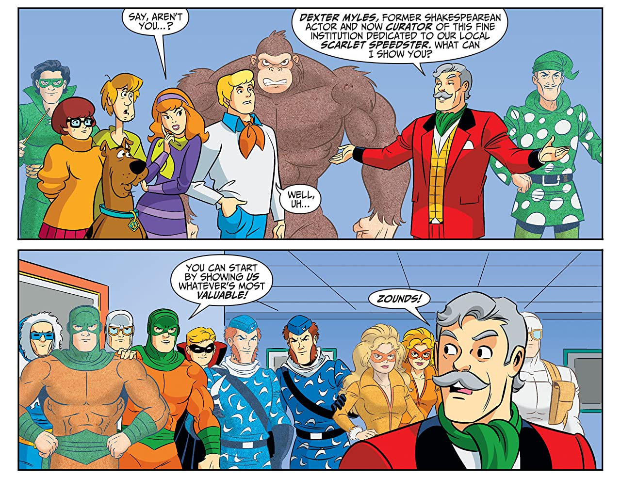 Scooby-Doo Team-Up (2013-) #96