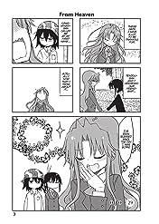 Ojojojo Vol. 3