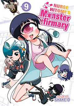 Nurse Hitomi's Monster Infirmary Tome 9