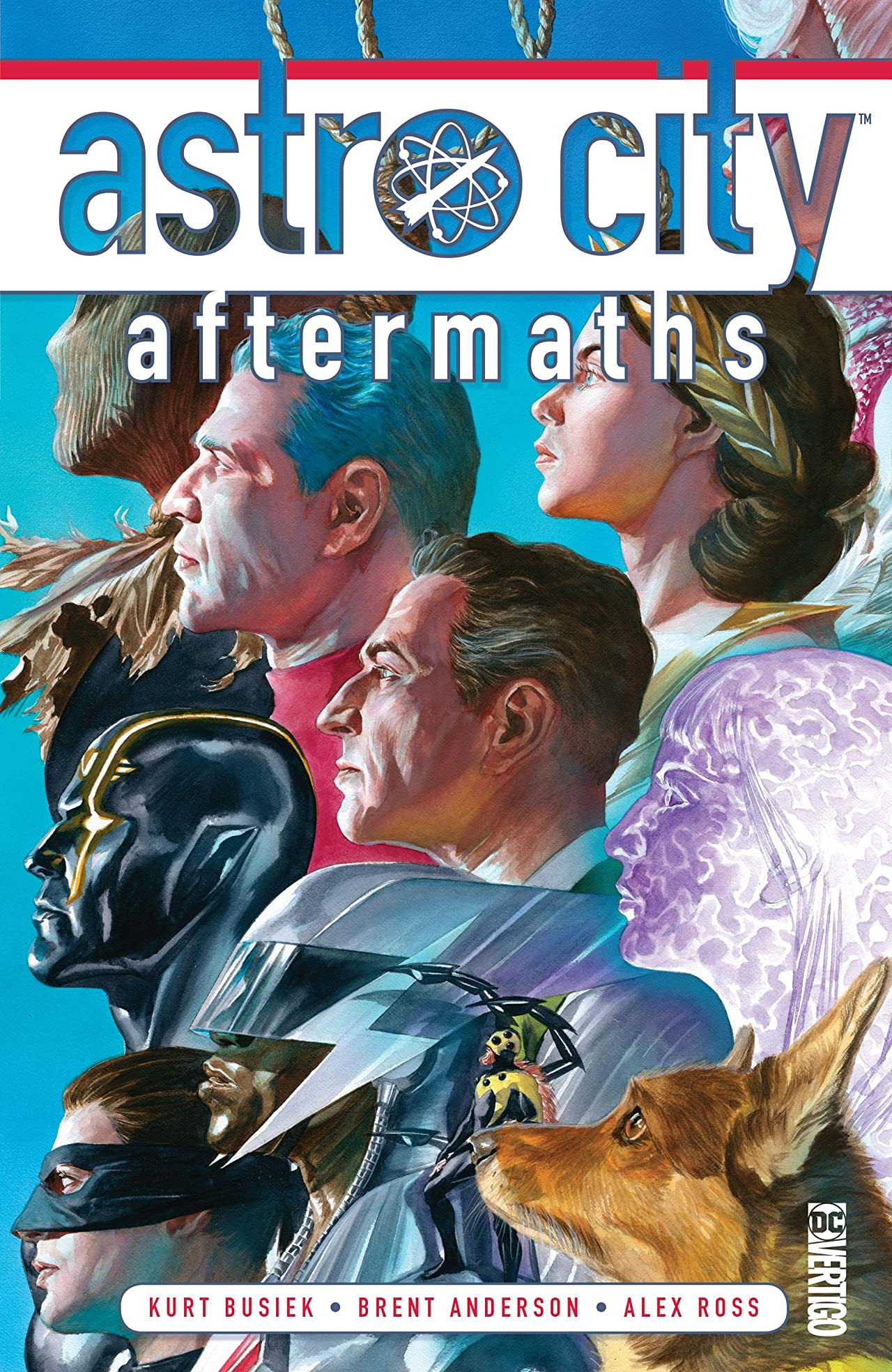 Astro City (2013-2018) Vol. 17: Aftermaths