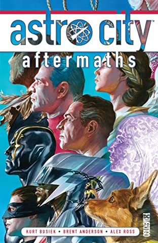 Astro City (2013-2018) Tome 17: Aftermaths