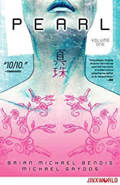 Pearl (2018-) Tome 1